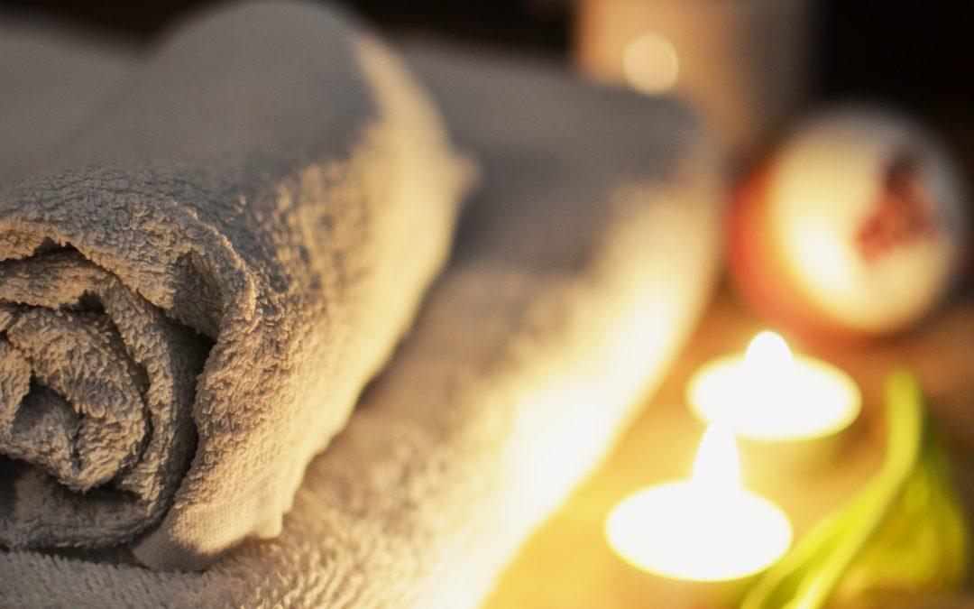 Preparando nuestro spa para las navidades